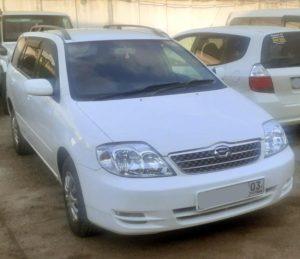 Toyota Corolla Fielder Universal Прокат авто в Улан-Удэ